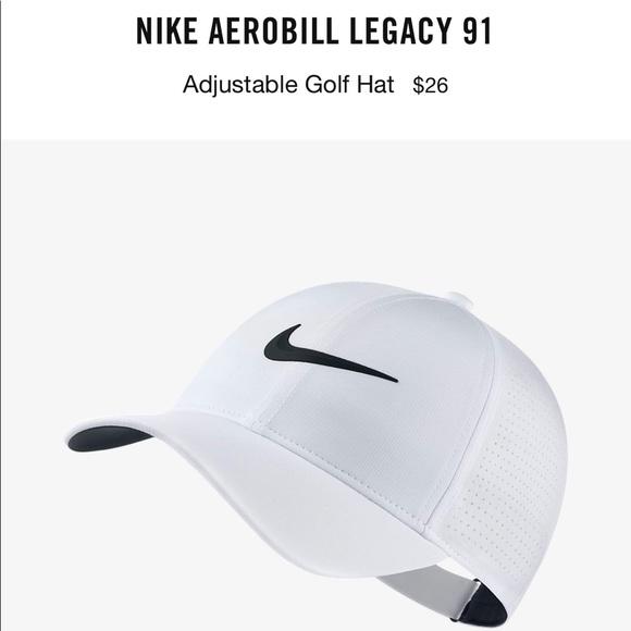 340bbbcb015 LAST ONE Nike Women s Aerobill Legacy 91 Hat NWT